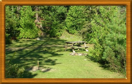 Temagami Ontario Canada Campgrounds