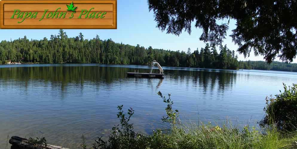 Escape With Us to Papa John's Place Temagami Cottage Rentals